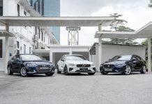Volvo S60 ve Jaguar XE