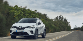 renault captur e tech
