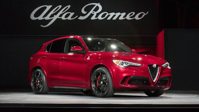 2021 Alfa Romeo Stelvio Quadrifoglio Şimdi Daha Güzel