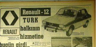 nostaljik otomobil