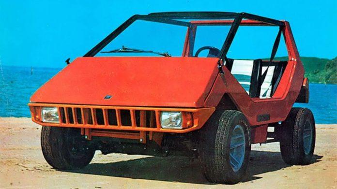 Anadol Böcek İlk Yerli SUV Küçük, Tatlı ve Şirin