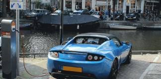 Elektrikli Otomobiller Pazar Payında Hollanda 'a Ulaştı
