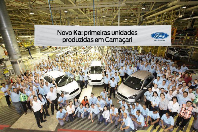 Ford, Brezilya'daki Üretimini Durdurma Kararı Aldı
