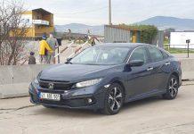 Honda Civic Sedan 182 HP Sürüş İzlenimleri