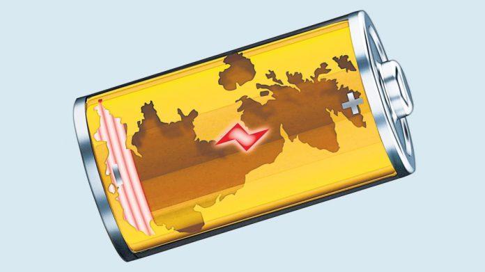 İngiliz Araştırmacılar Bataryalar İçin Lityum Üretme Peşinde