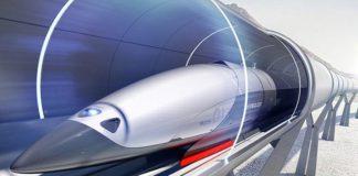 Maglev Çin'in 800 kms Hızla Giden Treni