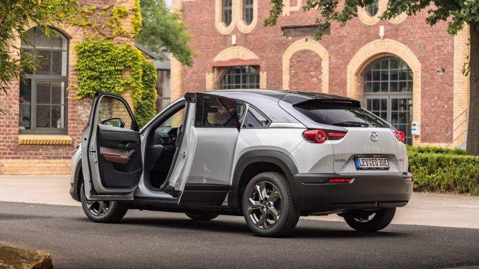 Mazda Amerikan Pazarı İçin İlk EV'sini Onayladı!