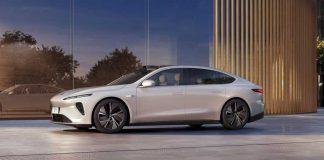NIO Etkileyici Yeni Sedanı ET7'yi Tanıttı