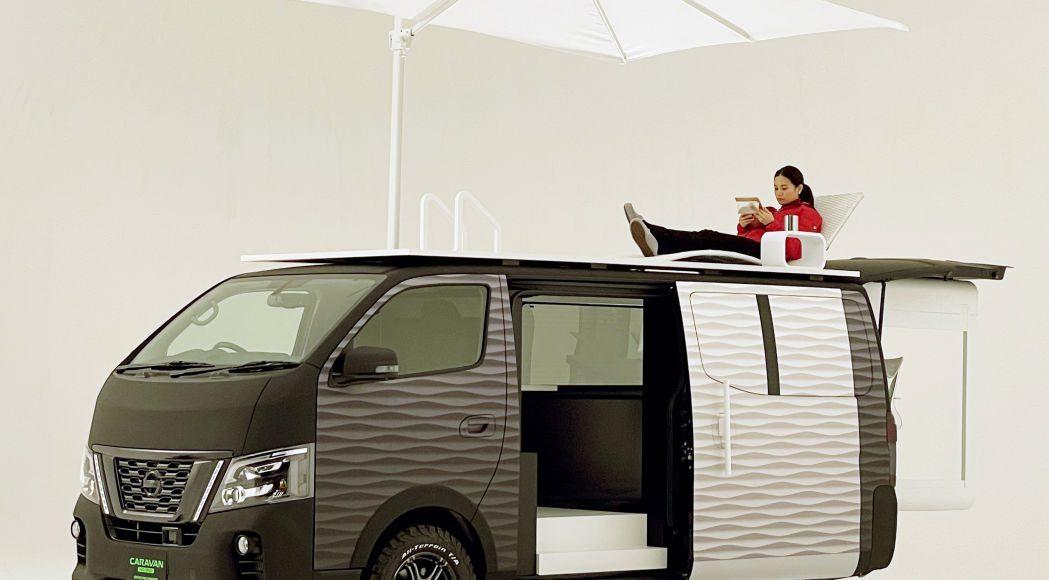 nissan karavan