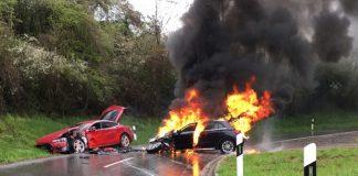 elektrikli araçlarda yangın