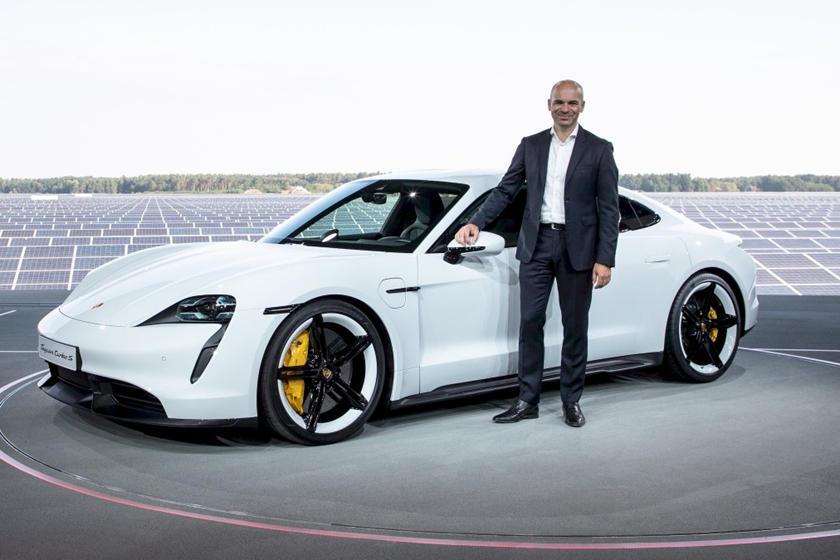 Porsche Şasi Mühendisi