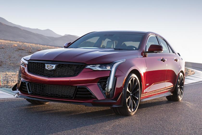 Cadillac'ın Yeni Blackwing Modellerinde