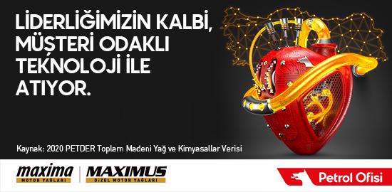 Petrol Ofisi Türkiye Madeni Yağlar Sektöründeki Liderliklerini Korumaya Devam Ediyor