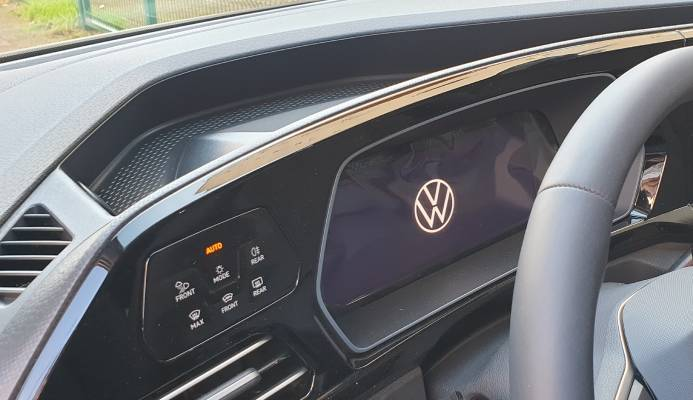 Volkswagen Caddy İç Mekan