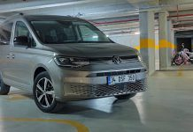 Volkswagen Caddy Test