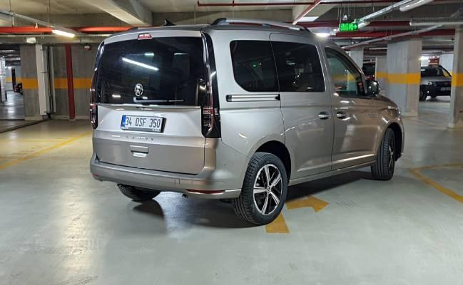 Volkswagen Caddy Test