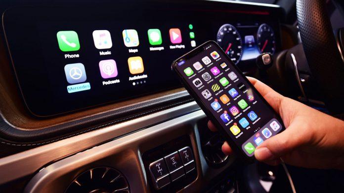 apple CarPlay'e nasıl bağlanılır