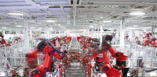 Tesla'nın Fremont Fabrikası