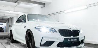 BMW M2 CS Muazzam Güç Artışı