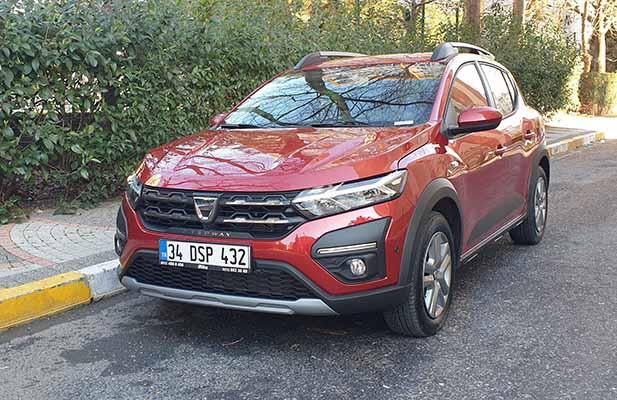 Yeni Dacia Sandero Stepway Sürüş İzlenimleri
