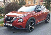 Yeni Nissan Juke Sürüş İzlenimleri