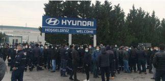 Hyundai Fabrikasında