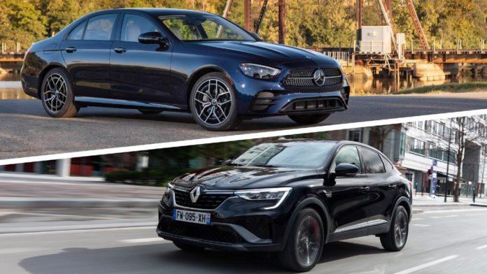 Renault, Daimler'deki
