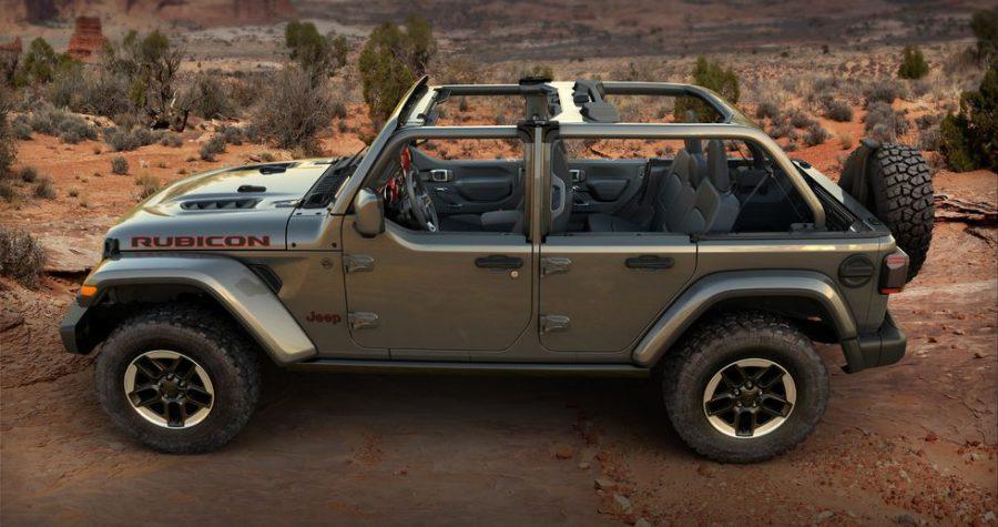 jeep wrangler yarım kapı