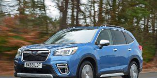 Subaru 2021 Nisan Ayı Fiyat Listesi
