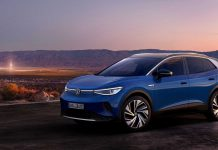 2021 Volkswagen ID.4 Mavi Elektrikli
