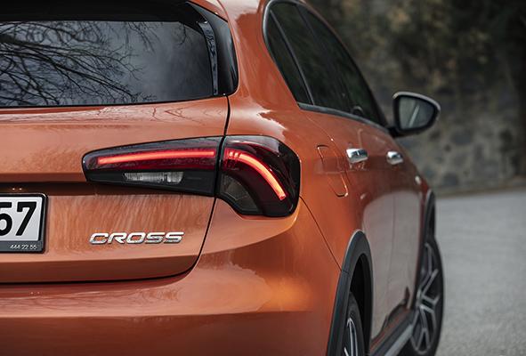 Fiat Egea Cross Test Sürüşü