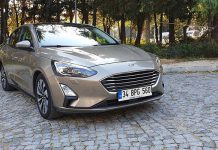 2021 Ford Focus Sedan Dizel Otomatik