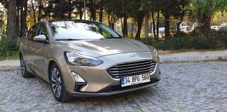 2021 Ford Focus Sedan Dizel Otomatik