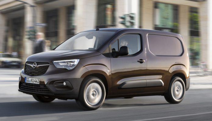 Opel Ticari Fiyat Listesi