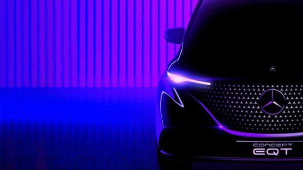 Mercedes-Benz EQT Consept