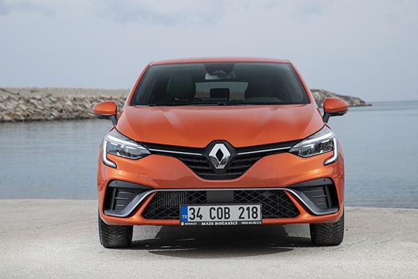 Renault Clio Test