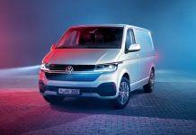 2021 Model Volkswagen Transporter
