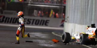 Formula 1 Crashgate Nelson Piquet Jr.