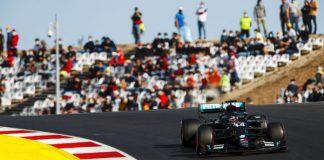 Formula 1 Portekiz GP Hamilton