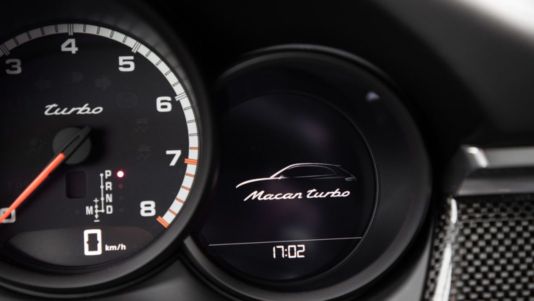 macan turbo