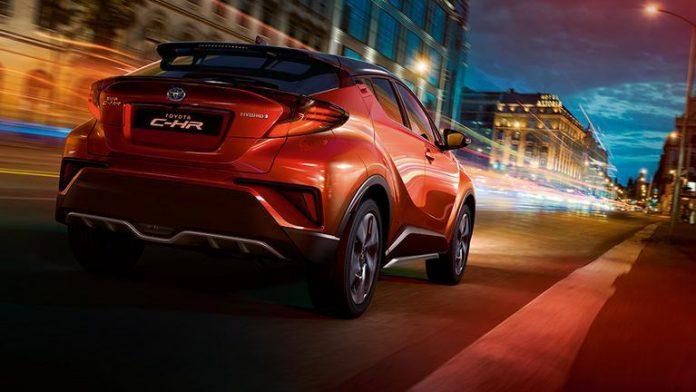 Toyota 2021