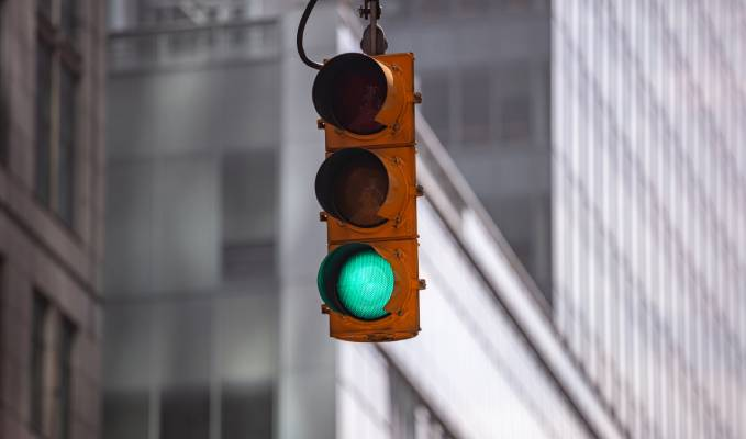 trafik ışığı