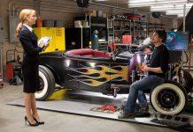 Iron Man'in Garajındaki Arabaları