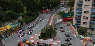 Monako GP Saat Kaçta