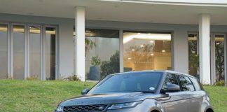 Range Rover Evoque Karşılaştırma
