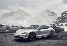 Porsche Taycan Cross Turismo Kabuğunu Kırdı