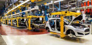 Ford Üretim