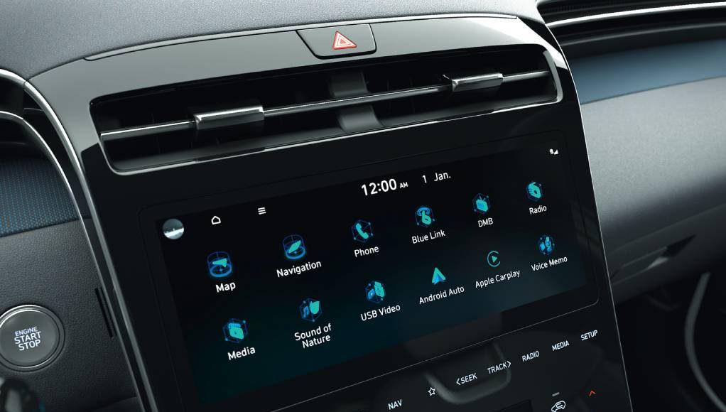 Yeni Hyundai Tucson