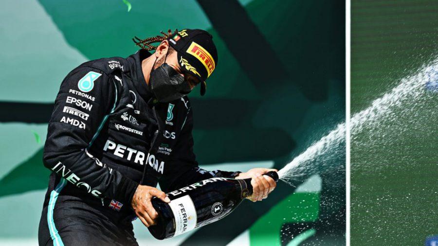 Lewis Hamilton Portekiz GP