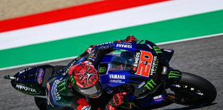 MotoGP İtalya GP Sıralama Fabio Quartararo